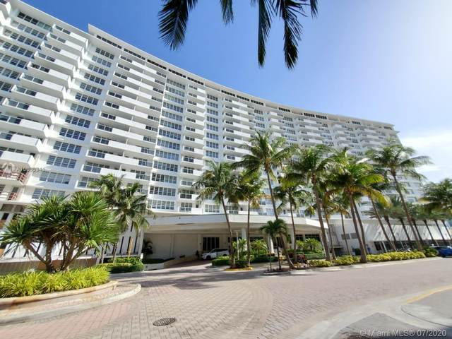 100 Lincoln Rd #514, Miami Beach, FL 33139 (MLS #A10886941) :: The Riley Smith Group