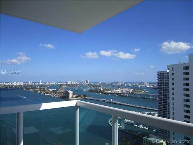 1800 N Bayshore Dr #3415, Miami, FL 33132 (MLS #A10886967) :: Carole Smith Real Estate Team