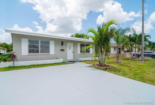 6009 NW 67th Way, Tamarac, FL 33321 (MLS #A10886996) :: Castelli Real Estate Services
