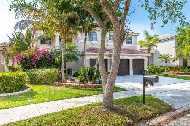 1157 Hidden Valley Way, Weston, FL 33327 (MLS #A10887015) :: Berkshire Hathaway HomeServices EWM Realty