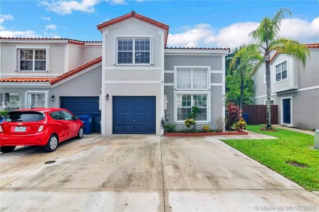 8340 SW 23rd Ct #8340, Miramar, FL 33025 (MLS #A10887033) :: Green Realty Properties