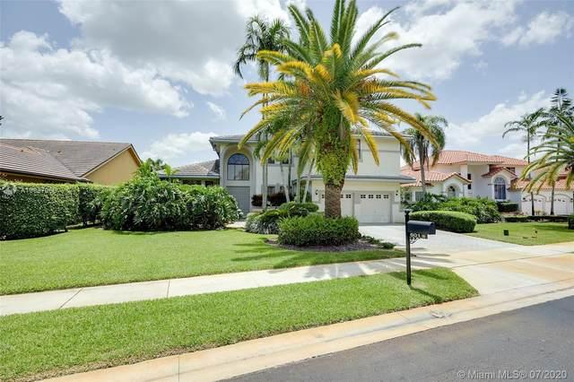 601 W Cypress Pointe Dr W, Pembroke Pines, FL 33027 (MLS #A10887060) :: Castelli Real Estate Services