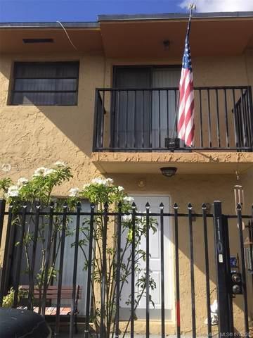 6345 SW 138th Ct #110, Miami, FL 33183 (MLS #A10887110) :: Berkshire Hathaway HomeServices EWM Realty