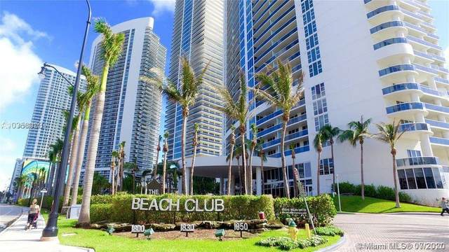 1850 S Ocean Dr #3706, Hallandale Beach, FL 33009 (MLS #A10887114) :: ONE Sotheby's International Realty