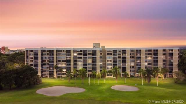 16300 Golf Club Rd #517, Weston, FL 33326 (MLS #A10887115) :: ONE Sotheby's International Realty