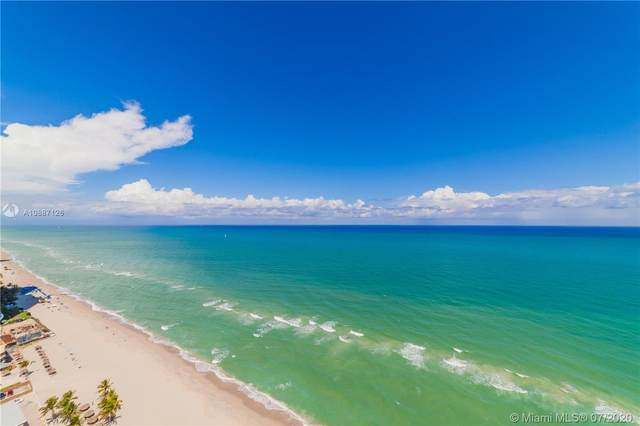 18201 Collins Avenue #4408, Sunny Isles Beach, FL 33160 (MLS #A10887126) :: The Riley Smith Group