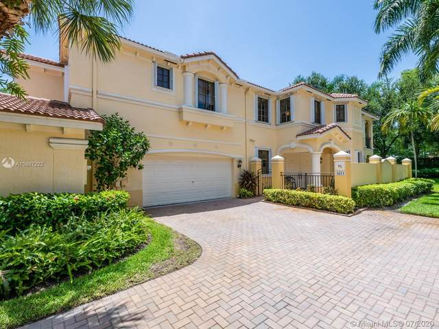 1671 Passion Vine Cir 19-2, Weston, FL 33326 (MLS #A10887222) :: Berkshire Hathaway HomeServices EWM Realty