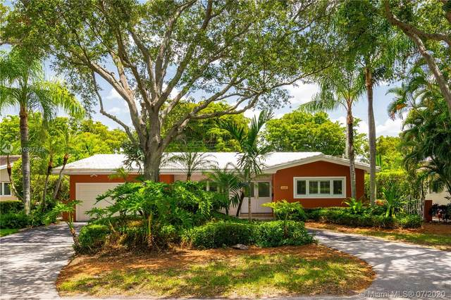 1445 Alegriano Ave, Coral Gables, FL 33146 (MLS #A10887248) :: Ray De Leon with One Sotheby's International Realty