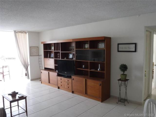 400 Leslie Dr #805, Hallandale Beach, FL 33009 (MLS #A10887261) :: Carole Smith Real Estate Team