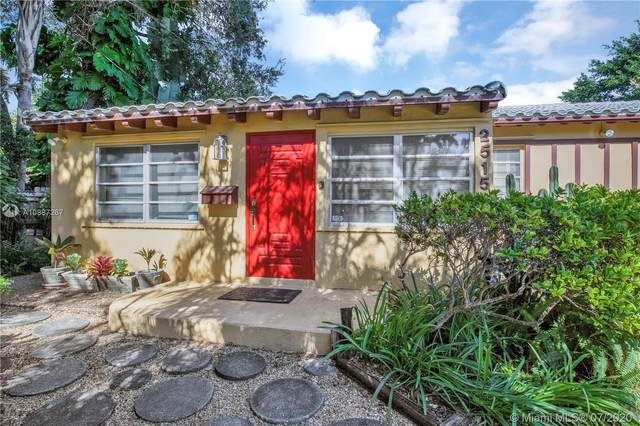 2515 Overbrook St, Coconut Grove, FL 33133 (MLS #A10887267) :: Berkshire Hathaway HomeServices EWM Realty