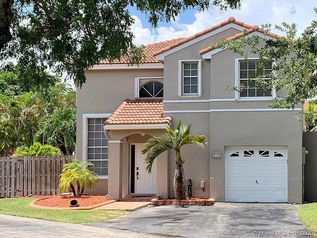 2542 W Saratoga Dr, Cooper City, FL 33026 (MLS #A10887307) :: Green Realty Properties