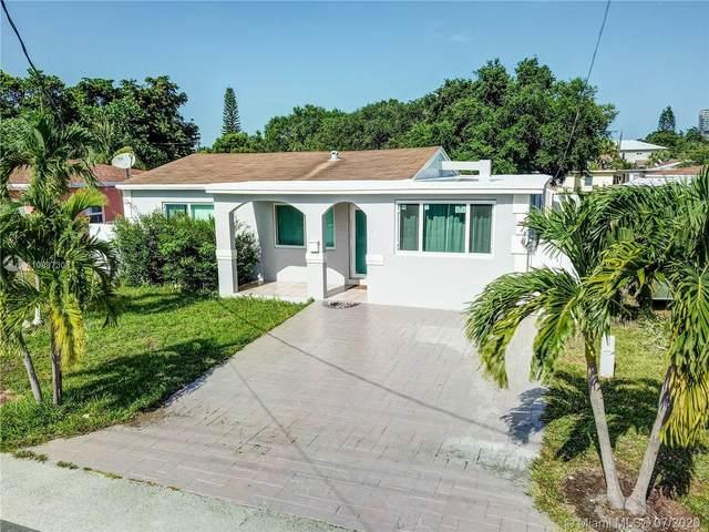 729 SW 7th Ter, Hallandale Beach, FL 33009 (MLS #A10887308) :: Castelli Real Estate Services