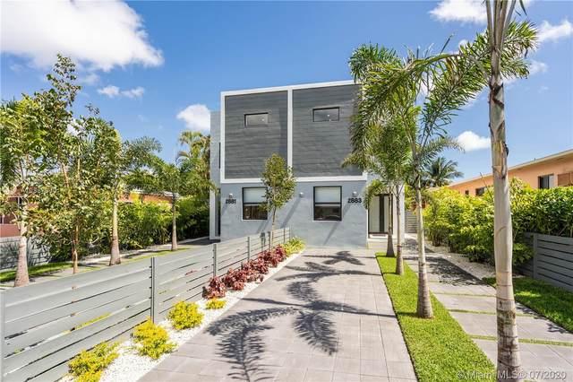 2881 SW 34th Ave, Miami, FL 33133 (MLS #A10887330) :: Berkshire Hathaway HomeServices EWM Realty