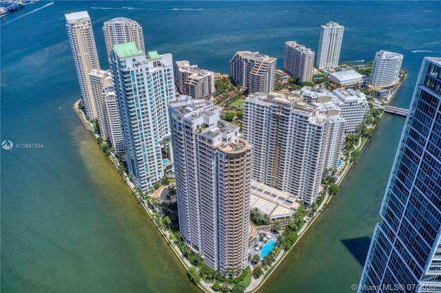901 Brickell Key Blvd #2401, Miami, FL 33131 (MLS #A10887354) :: Prestige Realty Group