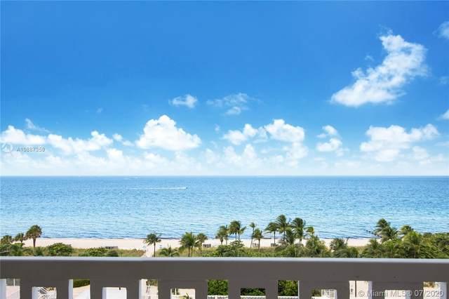 9801 Collins Ave 9Y, Bal Harbour, FL 33154 (MLS #A10887359) :: Miami Villa Group
