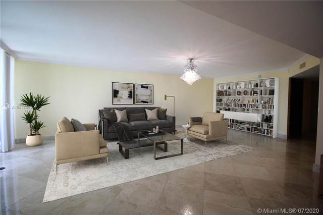 17201 Collins Ave #2705, Sunny Isles Beach, FL 33160 (MLS #A10887393) :: Berkshire Hathaway HomeServices EWM Realty
