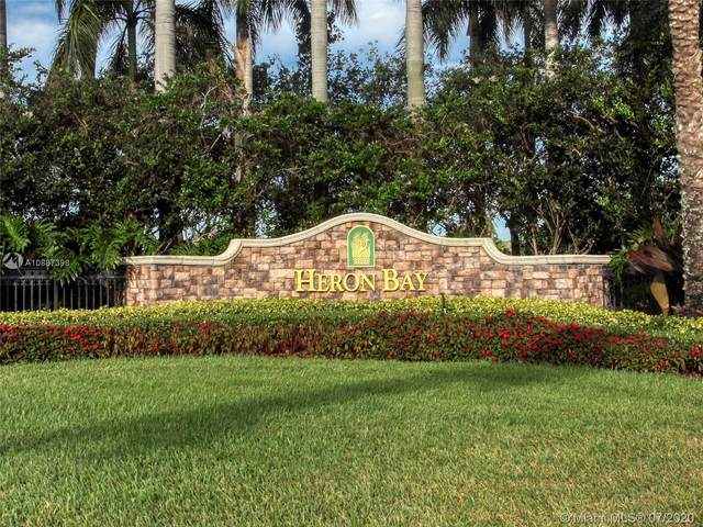 11993 NW 66th Ct, Parkland, FL 33076 (MLS #A10887398) :: Ray De Leon with One Sotheby's International Realty