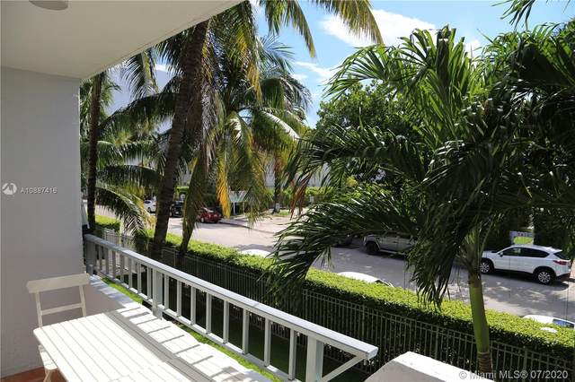 1610 Lenox Ave #201, Miami Beach, FL 33139 (MLS #A10887416) :: Prestige Realty Group