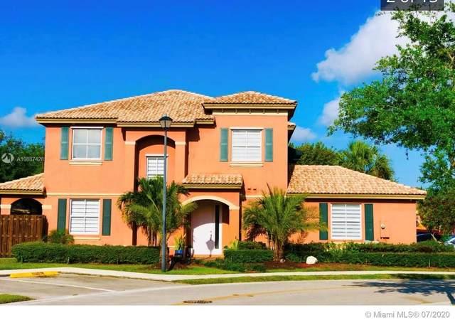 15268 SW 88th Ter, Miami, FL 33196 (MLS #A10887428) :: Berkshire Hathaway HomeServices EWM Realty
