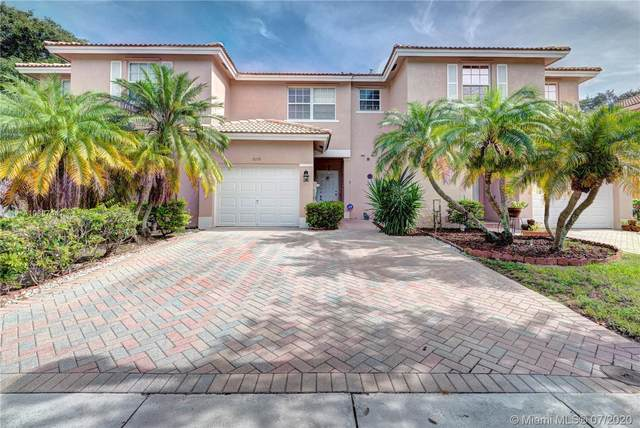 9159 NW 40th Pl, Sunrise, FL 33351 (MLS #A10887441) :: The Jack Coden Group