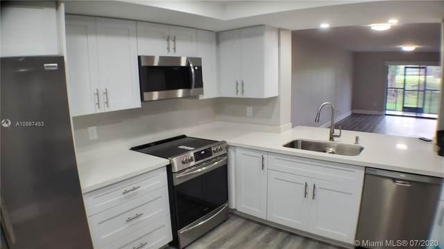 16141 Blatt Blvd #108, Weston, FL 33326 (MLS #A10887453) :: Grove Properties