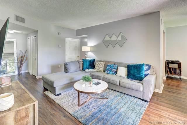 7085 Nova Dr #208, Davie, FL 33317 (MLS #A10887458) :: Berkshire Hathaway HomeServices EWM Realty