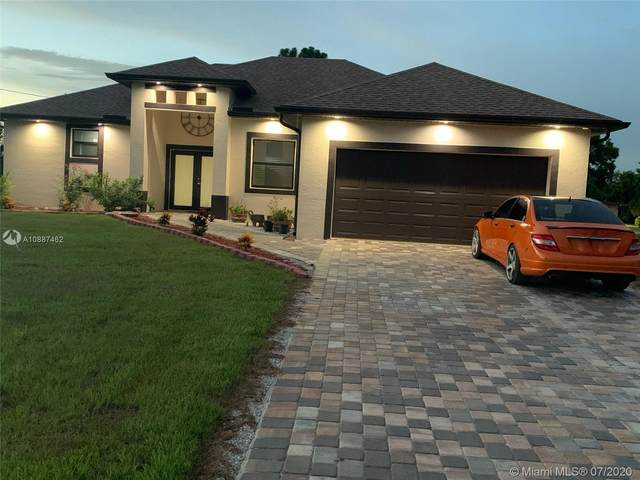 3401 Sand Rd, Cape Coral, FL 33993 (MLS #A10887462) :: Albert Garcia Team