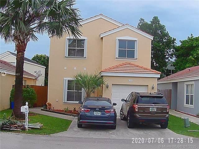 6203 Buena Vista Dr, Margate, FL 33063 (MLS #A10887463) :: Castelli Real Estate Services