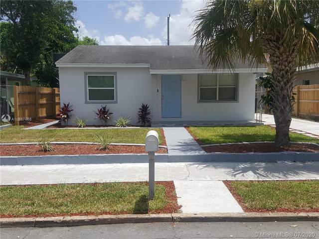 712 53rd St, West Palm Beach, FL 33407 (MLS #A10887468) :: Berkshire Hathaway HomeServices EWM Realty