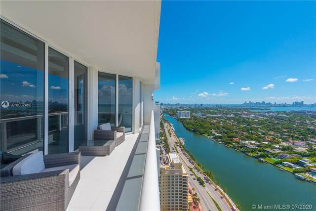 4779 Collins Ave Ph4306, Miami Beach, FL 33140 (MLS #A10887498) :: ONE Sotheby's International Realty