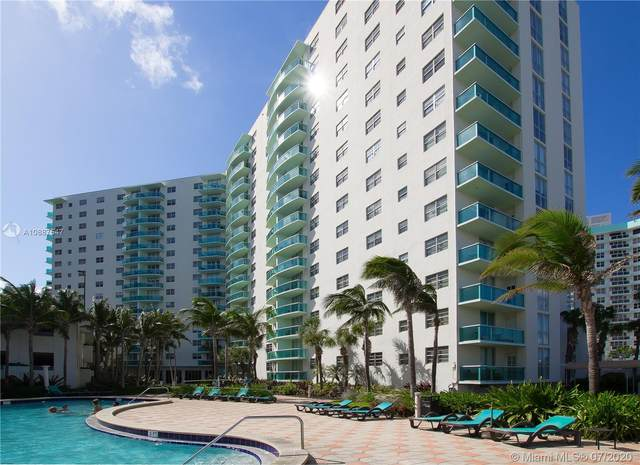 3801 S Ocean Dr 4H, Hollywood, FL 33019 (MLS #A10887547) :: Green Realty Properties