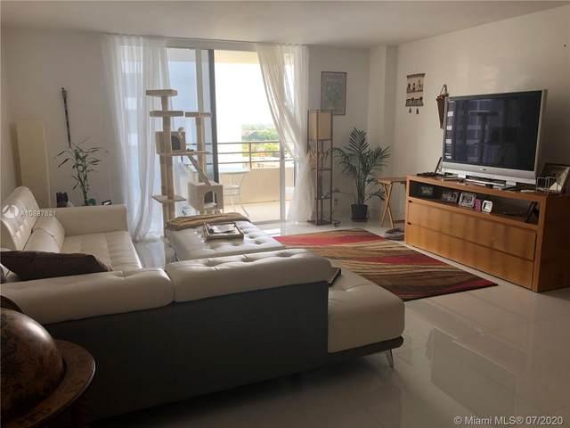 2500 Parkview Drive #1514, Hallandale Beach, FL 33009 (MLS #A10887631) :: Castelli Real Estate Services