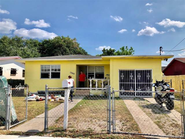 1366 NW 75th St A, Miami, FL 33147 (MLS #A10887658) :: The Jack Coden Group