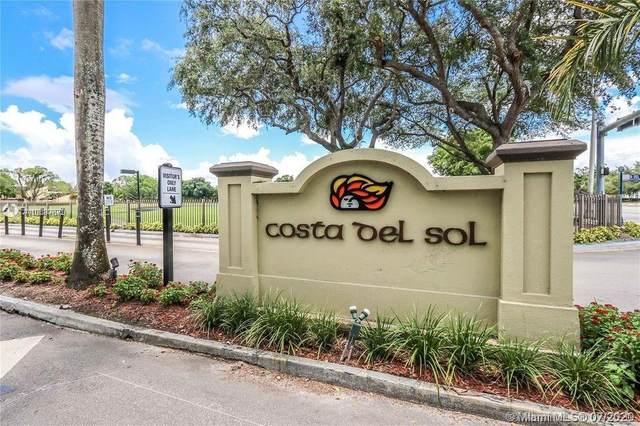 3924 Adra Av C-54, Doral, FL 33178 (MLS #A10887679) :: Ray De Leon with One Sotheby's International Realty