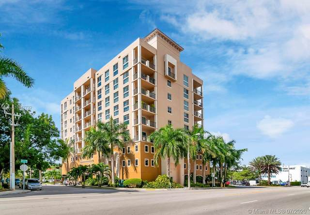 2650 SW 37th Ave #704, Miami, FL 33133 (MLS #A10887732) :: Ray De Leon with One Sotheby's International Realty