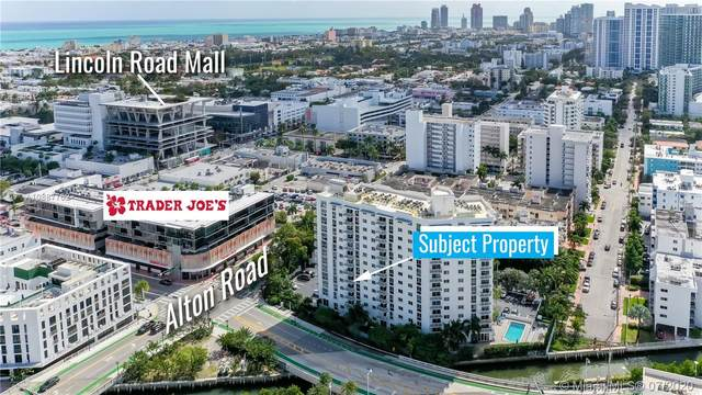 1688 West Ave #403, Miami Beach, FL 33139 (MLS #A10887762) :: Ray De Leon with One Sotheby's International Realty