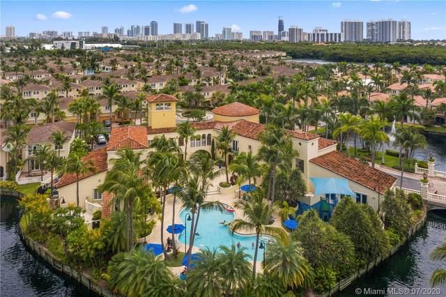 3016 NE 210th St, Aventura, FL 33180 (MLS #A10887790) :: Green Realty Properties