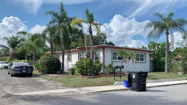 1229 S M St, Lake Worth, FL 33460 (MLS #A10887847) :: Berkshire Hathaway HomeServices EWM Realty