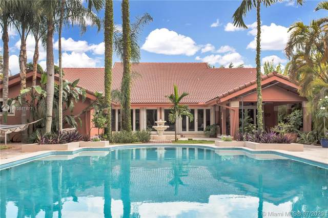 13771 SW 38th St, Miami, FL 33175 (MLS #A10887877) :: Green Realty Properties