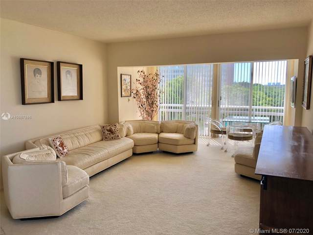 4400 Hillcrest Dr 511B, Hollywood, FL 33021 (MLS #A10887886) :: Ray De Leon with One Sotheby's International Realty