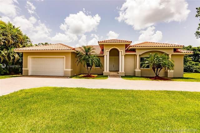 24395 SW 202nd Ave, Homestead, FL 33031 (MLS #A10887903) :: Berkshire Hathaway HomeServices EWM Realty