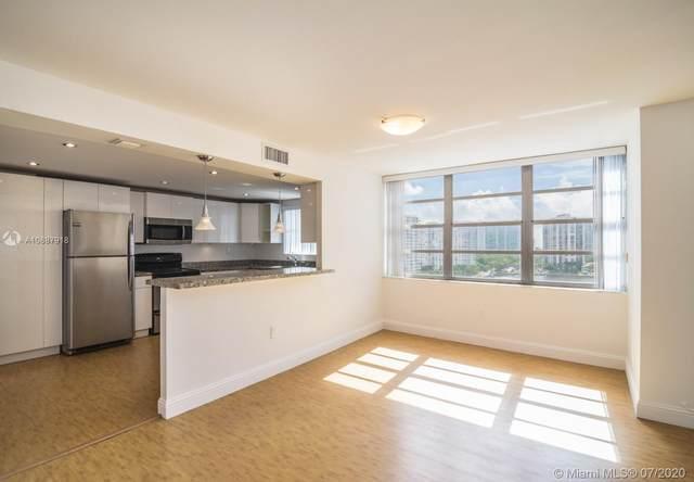 2750 NE 183rd St #1402, Aventura, FL 33160 (MLS #A10887918) :: Green Realty Properties