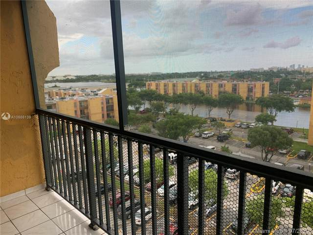 4801 NW 7th St 803-16, Miami, FL 33126 (MLS #A10888139) :: The Jack Coden Group