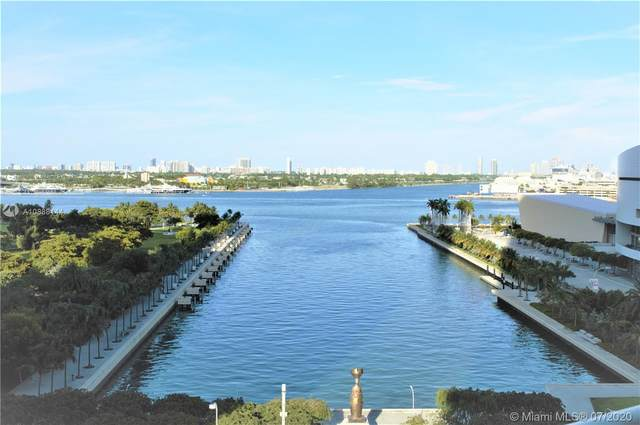 888 Biscayne Blvd #1010, Miami, FL 33132 (MLS #A10888144) :: Re/Max PowerPro Realty