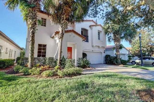 721 Bocce Court, Palm Beach Gardens, FL 33410 (#A10888176) :: Dalton Wade