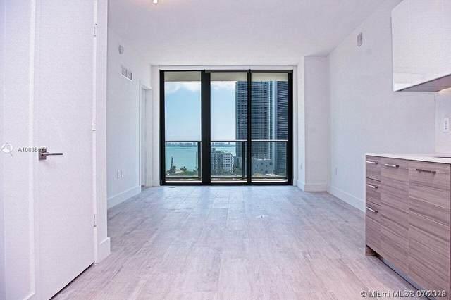 121 NE 34th St #1606, Miami, FL 33137 (MLS #A10888177) :: Grove Properties