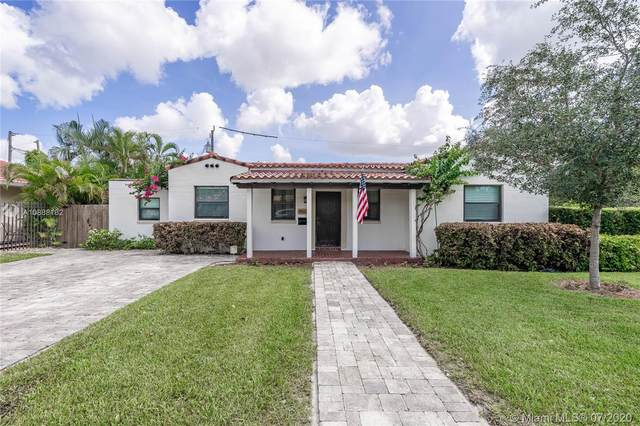 4501 SW 13th Ter, Coral Gables, FL 33134 (MLS #A10888182) :: Prestige Realty Group