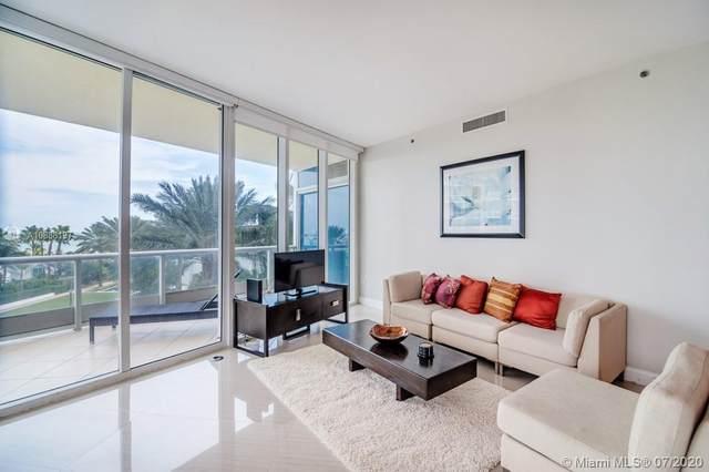 100 S Pointe Dr #509, Miami Beach, FL 33139 (MLS #A10888197) :: Berkshire Hathaway HomeServices EWM Realty