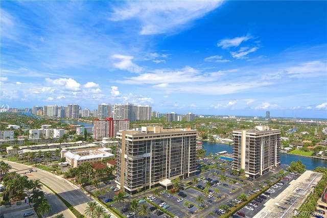 1980 S Ocean Dr 21N, Hallandale Beach, FL 33009 (MLS #A10888231) :: Castelli Real Estate Services