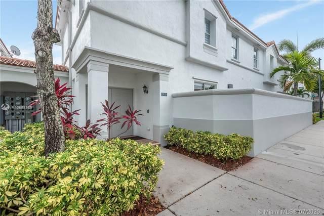 3920 SW 156th Ave #264, Miramar, FL 33027 (MLS #A10888339) :: Green Realty Properties